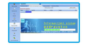 e-Lab Helios produkti - e-zdravstvo Informacijski sistem